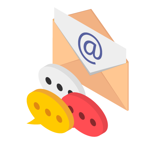 chat-email